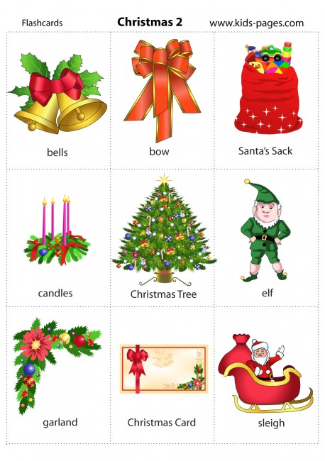 Christmas Alphabet For Kids