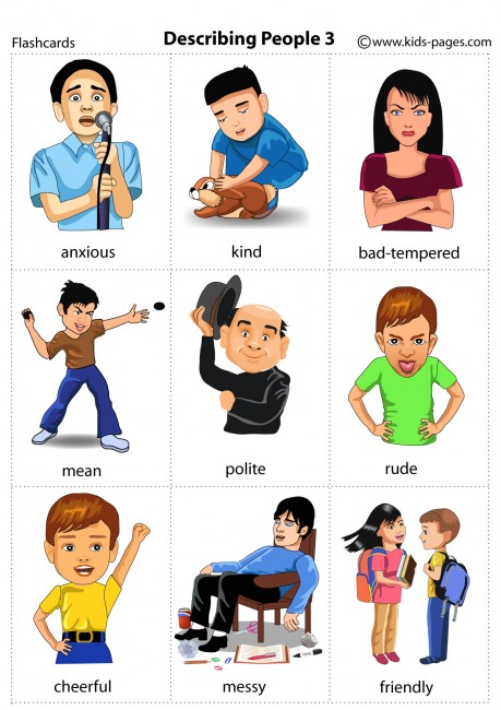 describing people pictures