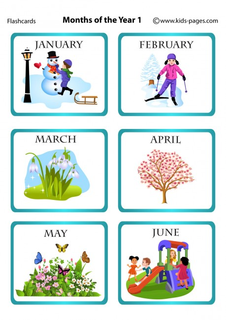 Page1 on Preschool Worksheets About Seasons
