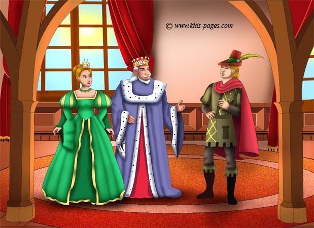 The Princess and the Pea 1