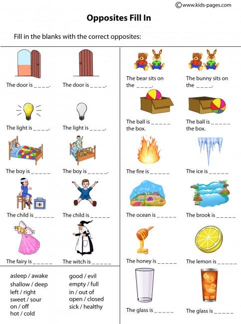 Page5 on Alphabet Matching