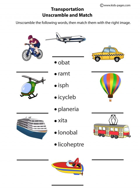 Clothes vocabulary list in spanish